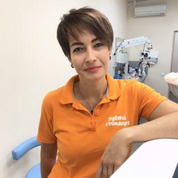 Глухова Жанна Леонидовна